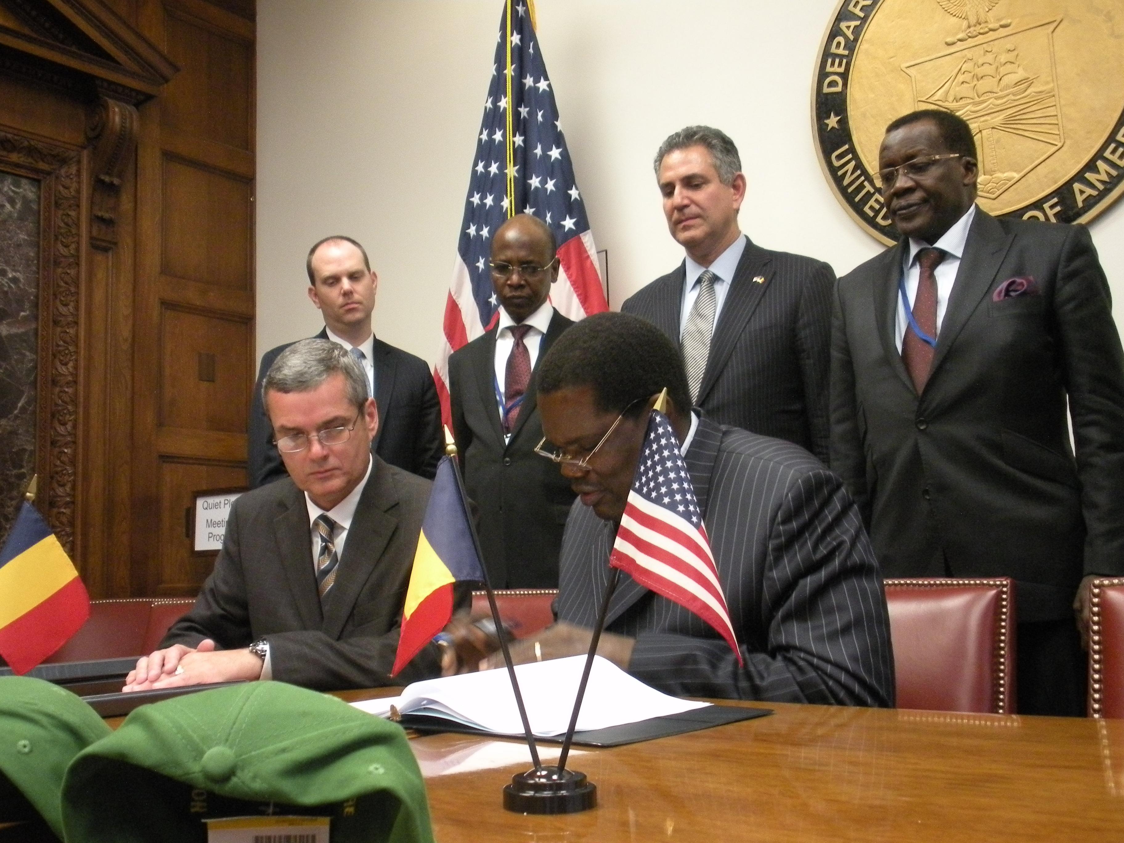 PNSA Signing